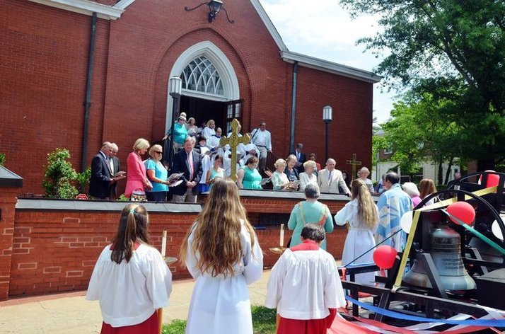 Christ Episcopal Church - Martinsville, VA -